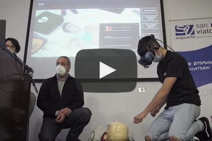 realidad virtual formacion profesional