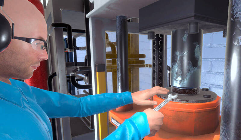 prensa hidrauliza seguridad